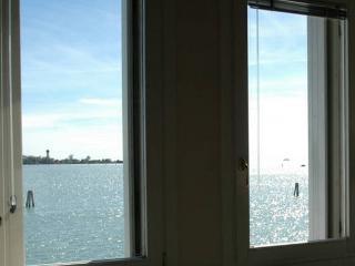 Wonderful view over Venetian Lagoon