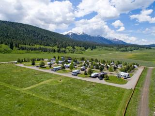 specialty lodging for an RV Park, Island Park