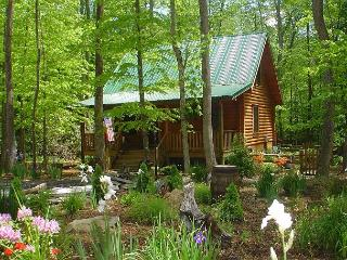 'CREEKSIDE SERENADE' Cabin w/Hot Tub, WiFi - Memorial Day Weekend Available!, Todd