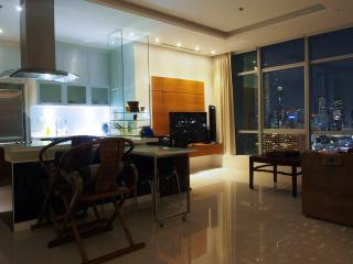 TheRiverSideBangkok-1BR corner unit with river vie, Bangcoc