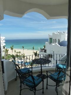 Mid terrace views from 6th floor- 180 degree views of Costa Azul Beach views