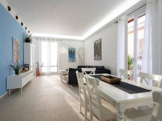 Downtown terrace apartment, Marsala