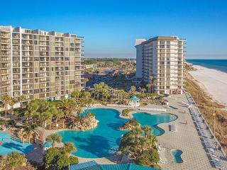 Beautiful, upgrades, AMAZING views of lagoon pool and Gulf , wonderful  balcony