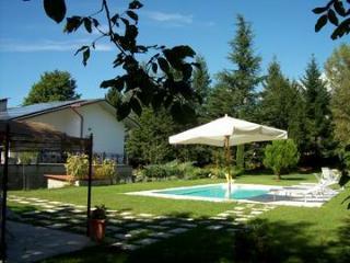 villa con piscina vicino alle 5 terre