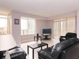 Fully Furnished 3 Bedroom Condo at Square One mall, Mississauga