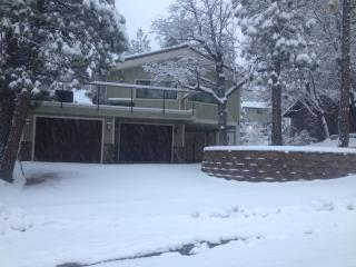 New! Walk to Slopes/Wood fired pizza oven, Big Bear Lake