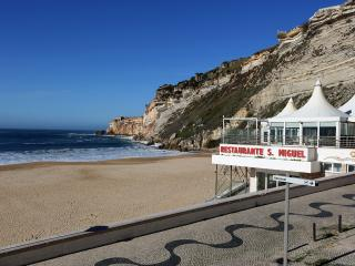Two-bedroom apartment renovated - facing the ocean, Nazaré