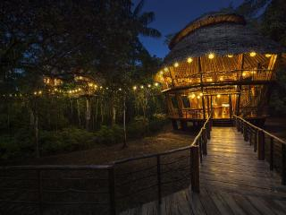 Peru's Only All-Inclusive Treehouse Lodge