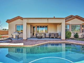 Amazing 4BR Henderson Home w/Pool Close to Strip!