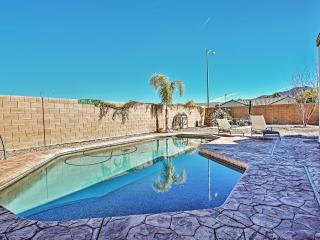 Amazingly Decorated 4BR Henderson Home w/Wifi, Crystal-Clear Private Pool, Hot Tub & More - Only 20 Minutes from the Las Vegas Strip! Near Casinos & Food Centers