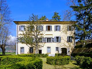 Villa in Montecatini Terme, Florence Countryside, Italy