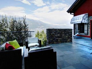 Villa Annalisa vista lago con accesso piscina 5 px, Perledo