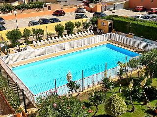 1 bedroom Apartment with Pool and WiFi - 5050495