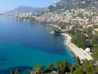 2 bedroom Apartment in Menton, Cote d'Azur, France : ref 2012993