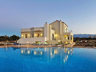 3 bedroom Villa in Chania, Crete, Greece : ref 2026675