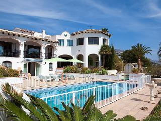 5 bedroom Villa in Altea, Costa Blanca, Spain : ref 2297975