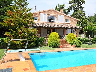 5 bedroom Villa in La Garriga, Inland Catalonia, Spain : ref 2059887
