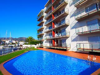 2 bedroom Apartment in Roses, Catalonia, Spain : ref 5043711
