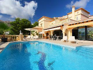 3 bedroom Villa in Altea, Valencia, Spain : ref 5044779