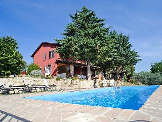 5 bedroom Villa in Assisi, Umbria, Italy : ref 2235569, Collemancio