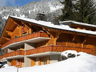 3 bedroom Apartment in Villars, Alpes Vaudoises, Switzerland : ref 2300757