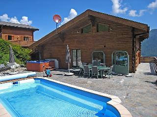 4 bedroom Villa in La Tzoumaz, Valais, Switzerland : ref 2296575