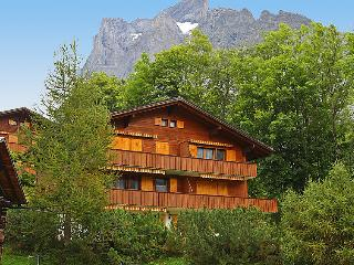 2 bedroom Apartment in Grindelwald, Bernese Oberland, Switzerland : ref 2297251