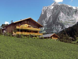 3 bedroom Apartment in Grindelwald, Bernese Oberland, Switzerland : ref 2297254
