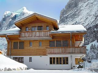 4 bedroom Apartment in Grindelwald, Bernese Oberland, Switzerland : ref 2297255