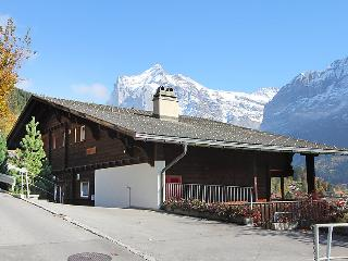 3 bedroom Apartment in Grindelwald, Bernese Oberland, Switzerland : ref 2297276