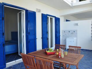 Magico Scafa - Bilocale lato giardino con grande terrazza - villa panoramica
