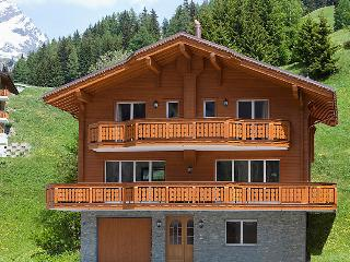 4 bedroom Villa in Leukerbad, Valais, Switzerland : ref 2297540