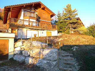 Villa in Crans Montana, Valais, Switzerland, Crans-Montana