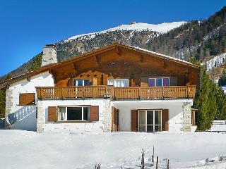 4 bedroom Villa in Pontresina, Canton Grisons, Switzerland : ref 5032816