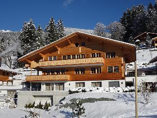 4 bedroom Apartment in Grindelwald, Bernese Oberland, Switzerland : ref 2300417