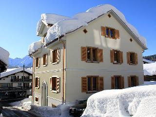 3 bedroom Apartment in Flims, Surselva, Switzerland : ref 2299192