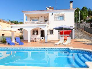 6 bedroom Villa in Lloret de Mar, Costa Brava, Spain : ref 2097053