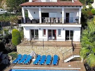 6 bedroom Villa in Blanes, Costa Brava, Spain : ref 2097062