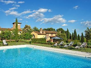 4 bedroom Villa in Castelfiorentino, Chianti, Italy : ref 2008484, Monterappoli
