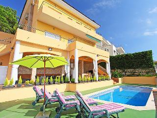 5 bedroom Villa in Lloret de Mar, Catalonia, Spain : ref 5027961