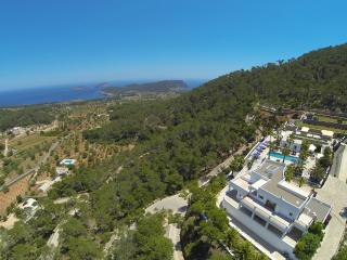 Magnificent 6 bedroom villa & incredible sea views, Sant Vicent de sa Cala