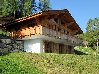 3 bedroom Villa in Ovronnaz, Valais, Switzerland : ref 2296545