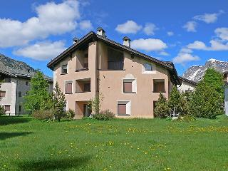 Apartment in Sils Maria, Engadine, Switzerland, Sils im Engadin