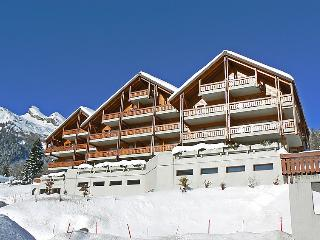2 bedroom Apartment in Ovronnaz, Valais, Switzerland : ref 2296497, Leytron