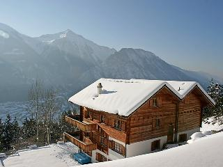 3 bedroom Apartment in Albinen, Valais, Switzerland : ref 2297570
