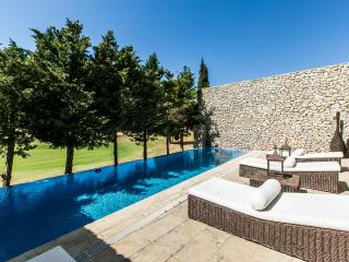Luxury villa Golf de Ibiza for max. 14 persons, Roca Llisa