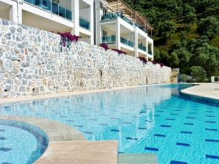 1st floor modern appartment with amazing sea view, Gulluk