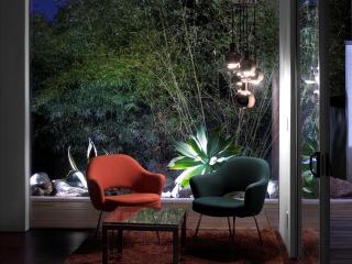 Book Instantly! Cactus Flower - 1 BR Beach House w/Private Desert Patio, 100% Solar. Border with Santa Monica!