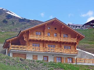 Villa in Val d Illiez, Valais, Switzerland, Val-d'Illiez