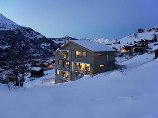 3 bedroom Apartment in Grachen, Valais, Switzerland : ref 5084039